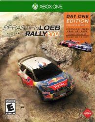 Sébastian Loeb Rally Evo - Edição Day One - Xbox One