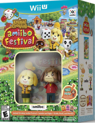 Animal Crossing: Amiibo Festival - Wii U