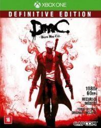 Devil May Cry - Definitive Edition - Seminovo - Xbox One