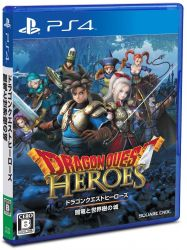 Dragon Quest: Heroes - Seminovo - PS4