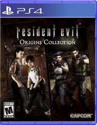 Resident Evil Origins Collection - Seminovo - PS4