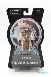 Boneco Raiden Mortal Kombat X - Mezco
