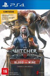 The Witcher 3 Wild Hunt - Blood & Wine - Pacote de Expansão - PS4