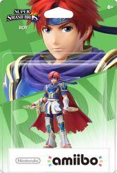 Amiibo: Roy  - Wii U / Nintendo 3DS