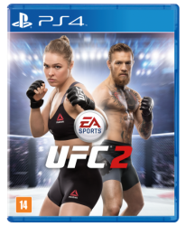 UFC 2 - Seminovo - PS4