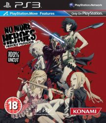 No More Heroes: Heroes Paradise - PS3