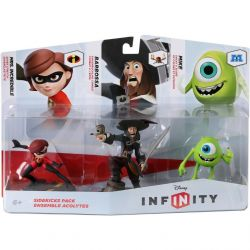 Disney Infinity: Pack 3 Personagens Coadjuvantes