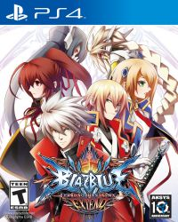 BlazBlue: Chrono Phantasma Extend - Seminovo - PS4