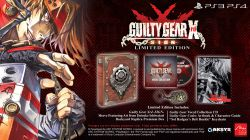Guilty Gear Xrd Sign - Limited Edition - PS3