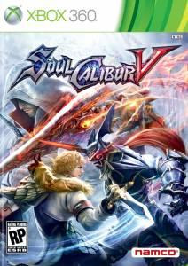Soul Calibur V - Seminovo - Xbox 360