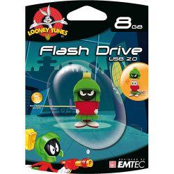Pen Drive - Looney Tunes - Marvin 8Gb - Emtec