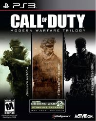 Call of Duty: Modern Warfare Trilogy - PS3