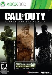 Call of Duty: Modern Warfare Trilogy - Xbox 360