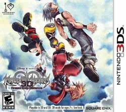 Kingdom Hearts 3D: Dream Drop Distance - Seminovo - Nintendo 3DS