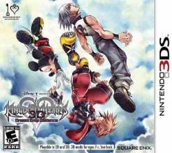 Kingdom Hearts 3D: Dream Drop Distance - Seminovo - Nintendo 3DS