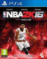 NBA 2K16 - Seminovo - PS4