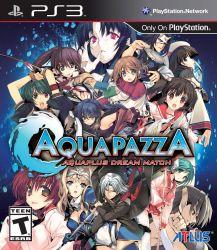 Aquapazza - Seminovo - PS3 (Jap)