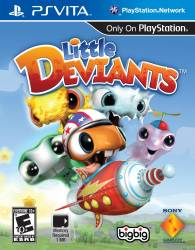 Little Deviants - Seminovo - PSVITA