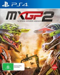 MXGP 2: The Official Motocross Videogame - Edição Day One - PS4