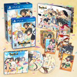 Senran Kagura Estival Versus (Endless Summer Edition) - PS4