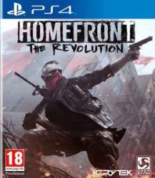 Homefront: The Revolution - Seminovo - PS4