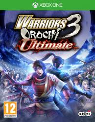 Warriors Orochi 3 Ultimate - Seminovo - Xbox One