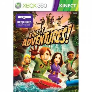 Kinect Adventures - Seminovo - Xbox 360