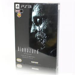 Resident Evil (Biohazard) HD Remaster Collector