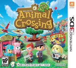 Animal Crossing: New Leaf - Seminovo - Nintendo 3DS
