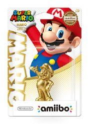 Amiibo: Mario Gold - Wii U / Nintendo 3DS