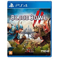 Blood Bowl II 2 - PS4