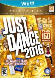 Just Dance 2016 - Gold Edition - WII U