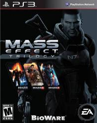 Mass Effect Trilogy - Seminovo - PS3