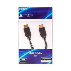 Cabo HDMI Sony 1.9m - Ps3