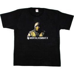 Camisa Mortal Kombat X