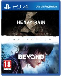 Heavy Rain & Beyond: Two Souls Collection - Seminovo - PS4