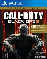 Call of Duty: Black Ops 3 - Edição de Ouro - PS4