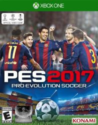 PES 17 - Pro Evolution Soccer 2017 - Xbox One