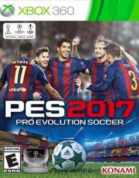 PES 17 - Pro Evolution Soccer 2017 - Xbox 360