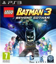 LEGO Batman 3: Beyond Gotham - Seminovo - PS3