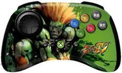 FightPad Street Fighter IV - Blanka - Seminovo - Xbox 360