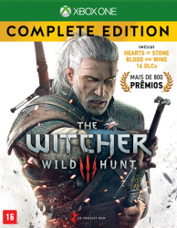 The Witcher 3: Wild Hunt - Complete Edition - Em Português - Xbox One