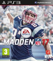 Madden NFL 17 - PS3