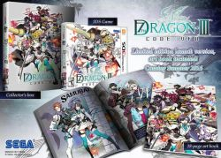 7th Dragon III: Code VFD Limited Edition - Nintendo 3DS