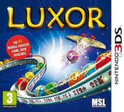 Luxor - Nintendo 3DS (EU)