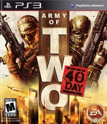 Army of Two: The 40th Day - Seminovo - PS3