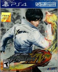 The King of Fighters XIV (Steelbook) - PS4