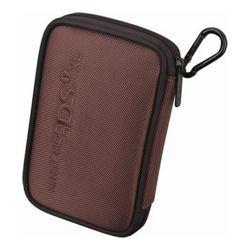 Case Nintendo DSi XL (Compatível com 3DS XL) - Marrom