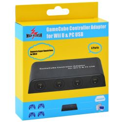 Adaptador de Controle Game Cube - Wii U
