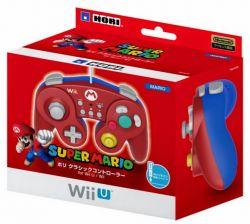 Controle Game Cube Edição Mario - Wii U